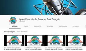 Web youtube El Puente